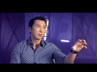 Донни Йен говорит о своем предстоящем фильме