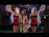 Kylie Minogue - Santa Baby (Jay Leno Late Show 20-12-2002)