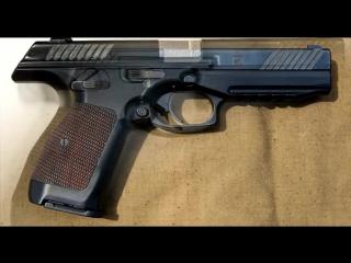Пистолет Лебедева ПЛ-14 (Россия) - The gun Lebedev PL-14 (Russia)