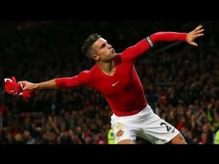 "Робин Ван Перси: все голы за ""Манчестер Юнайтед"""