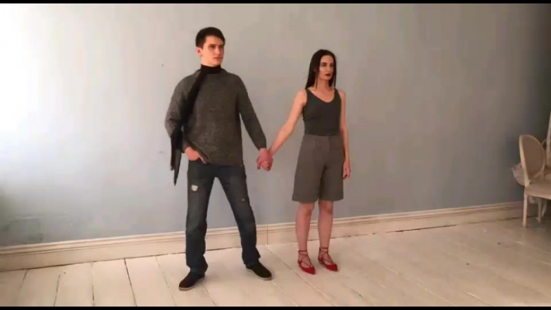 Backstage клип HelloModa Александр и Анастасия