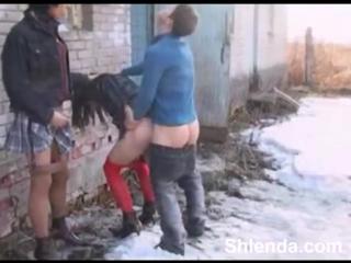 видео оттрахал проститутку