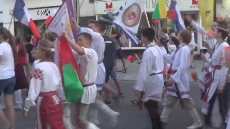 Folkowe Incpiracje 2016 from Sviatki