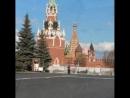 Москва я думал о тебе Москва какмноговэтомзвуке Длясердцарусскогослилось Как много в нем отозвалось