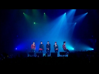 BIG BANG - Good Man from STAND UP concert 2008