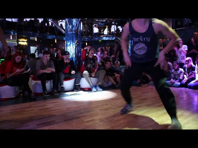 Rastishka VS Flow Ja   Autumn cyphers 2016   Break dance pro