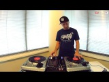 Spanish DJ 'Professor' Performs Routine Using Obie Trice's 'The Setup' &amp Black Rob's 'Ready'