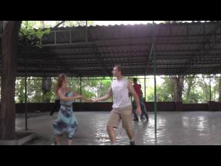 Zouk Open Air in the Park_IDS_Dnepr_30/07/2016_Part1