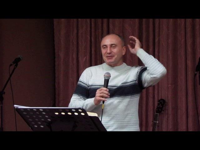 Служение церкви Новая Жизнь г.Энергодар 04.12.2016г.