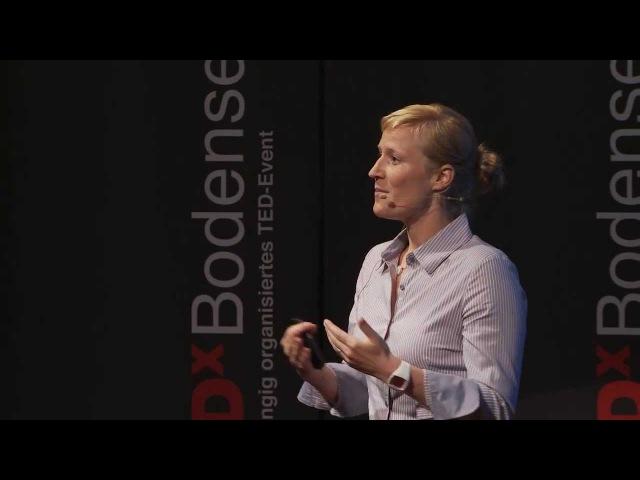 Lebenslange Fitness Sandra Reichmann at TEDxBodensee