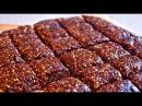 Будьте здоровы Шоколадно-кунжутные бурфи