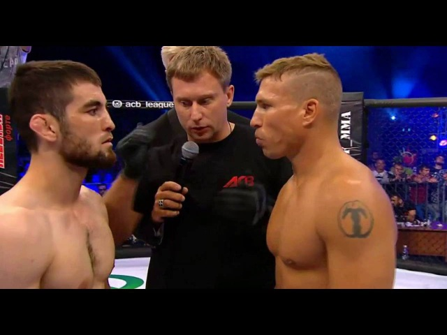 ACB 43 Musa Khamanaev Russia vs Bruce Pretty Boy Boyington United States
