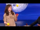 Ellen Page Has Mad Juggling Skillz
