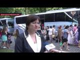 Дети Республики выехали на отдых в Российскую Федерацию