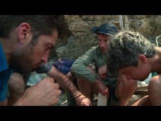 Остров с Беаром Гриллсом (4 серия, 3 сезон)