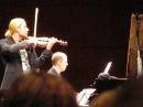 David Garrett, Julien Quentin 2. Satz Beethoven Kreutzer Sonate, Frankfurt, 1.5.2012 Alte Oper