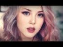 Как делают макияж корейские девушки Korean Makeup Vs American Makeup Style от Pony 2016