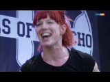 Walls Of Jericho - Live at With Full Force 2016 Highlights