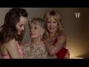 BTS of Dakota Johnson, Melanie Griffith and Tippi Hedren for Vanity Fair US (December 2016)