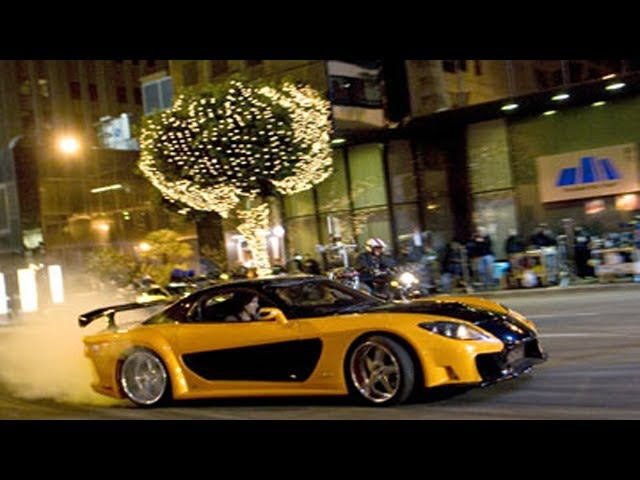 The Fast and The Furious: Tokyo Drift Fast 6 Cliffhanger Mashup Han Dies by another Badass D: