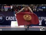 Греко-Римская борьба. Акжол Махмудов - Лучшие броски Самый одаренный борец Кыргызстана