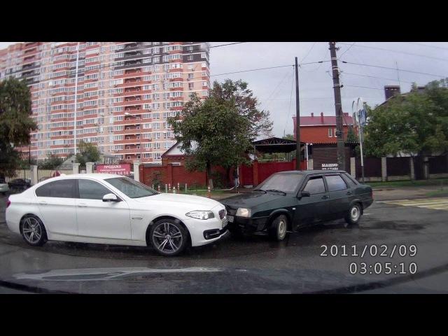 Дтп 14 10 2016 12 10 Краснодар Бургасская Старокубанская