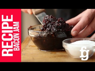 Lisa Marie Recipes - Bacon Jam