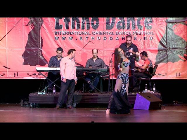 Mavliya Bakaeva Мавлия Бакаева Baed Annak EthnoDance 2016 Professionals 3 plase orchestra Azdeka