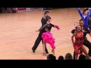 Nikita Pavlov - Ekaterina Sharanova | Amber Couple 2016 WDSF World Open | R