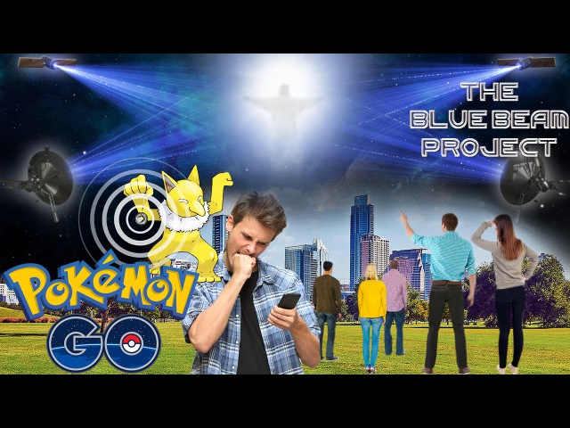 Альцион Плеяды 44: Pokemon Go, Селфи, Экзобиология, проект BlueBeam, Существа анти-света, НМП