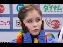Julia Lipnitskaia 2016 SP Rostelecom Cup
