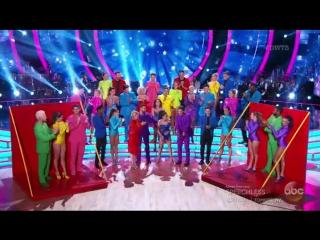 Танцы со звездами (23 сезон) - Неделя 2. Результаты