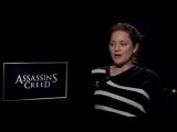 Assassins Creed Marion Cotillard Interview