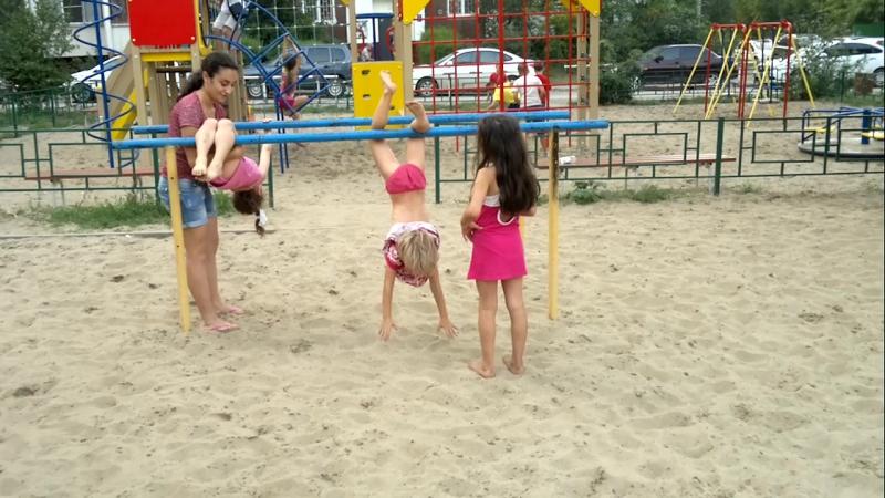 Марина-гимнастка