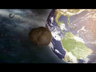 Discovery. Крайности космической погоды Метеоры.