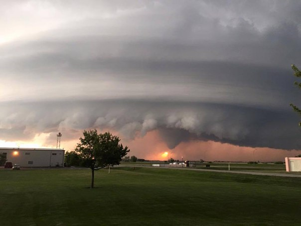 nebraska, storm, shelf cloud, cloud, tornado, july 2016