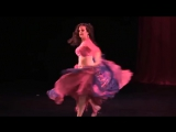 Tamar Bar-Gil dance and choreography to- Ana bastanak