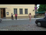 Denisa Heaven - Nude In Public ню прогулка