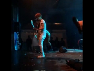 Bonaparte live at Im Grünen Festival 2016