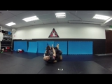 Rat Guard to Triangle, To 100% to Double Wrist Lock