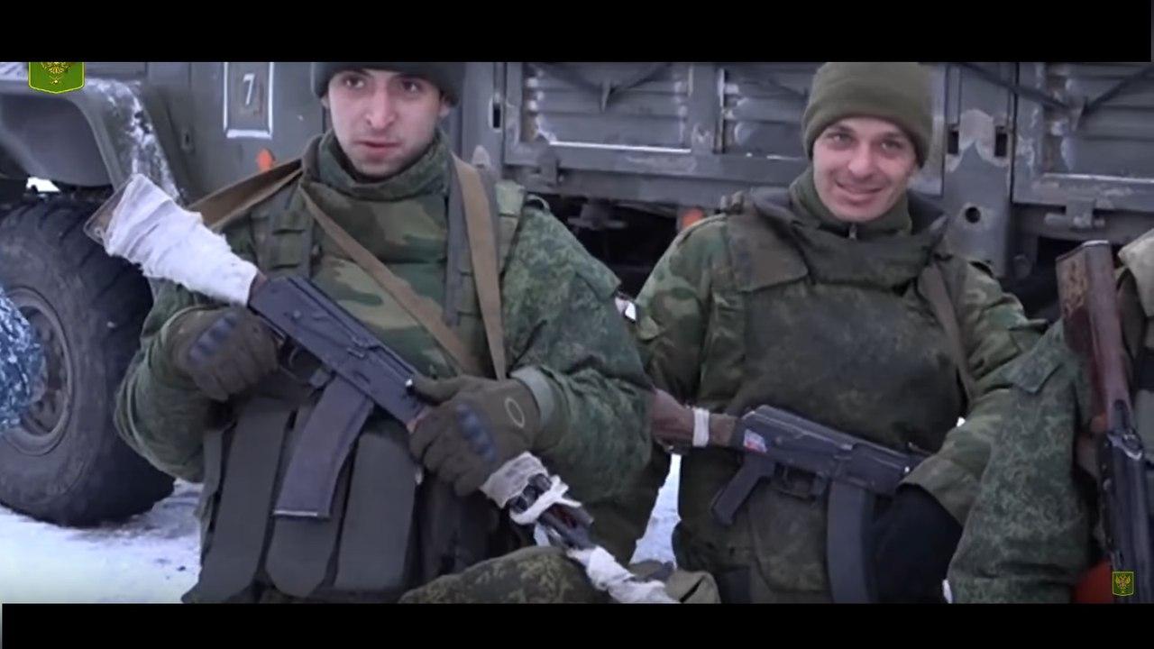 Обращение военнослужащих Народной милиции к солдатам ВСУ