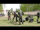 Юбилей войсковой части 3695 Ангарск 08.06.2016 год. (25 лет)