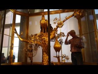 Завод часов Павлин в Эрмитаже