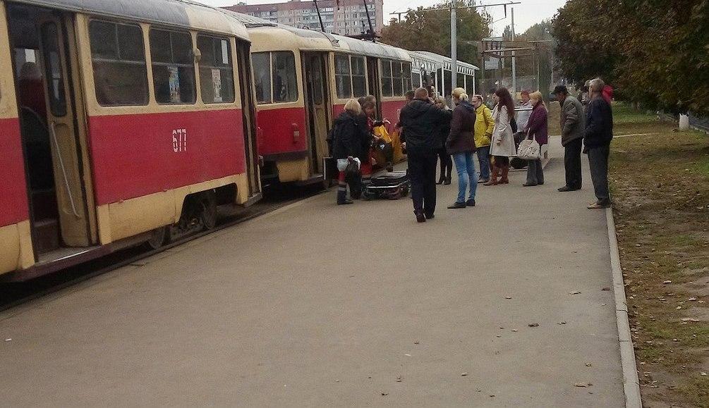 Харьковчан выносят из транспорта едва живыми (ФОТО)