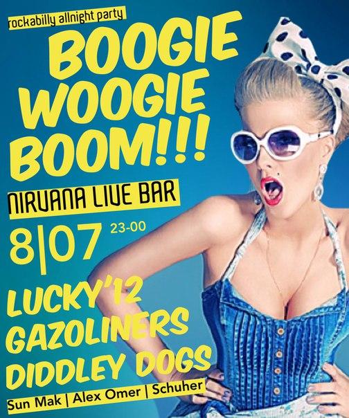08.07 Boogie Woogie Boom!