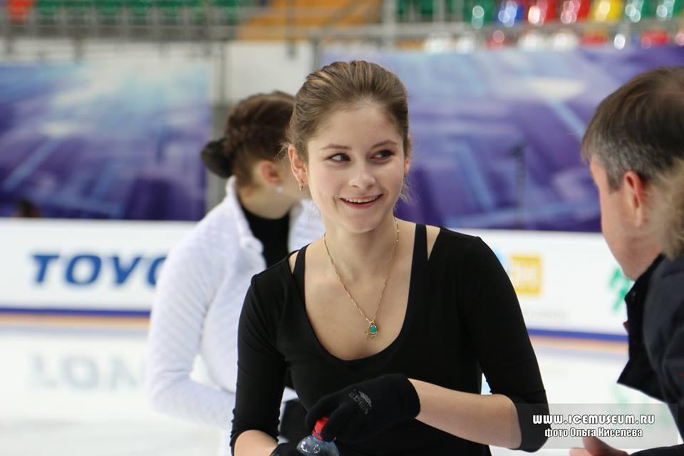 Юлия Липницкая - 5 - Страница 2 Q4a1UeRdfX4