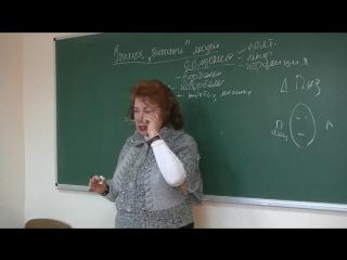 Секреты психологии. Учимся читать людей. Психолог Наталья Кучеренко. Лекция №22