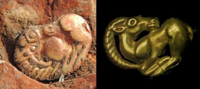 Крупнейшая на Левобережье партия скифского золота обнаружена на Полтавщине - Цензор.НЕТ 2823