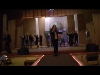 Дарья Гриф [Красный кут 28.10.16] - Жар-Птица/Песня 404