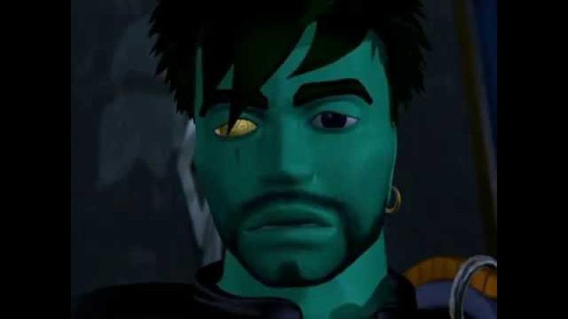 Мультсериал Reboot (Повторная загрузка) - Битва Энзо Матрикса с Мегабайтом